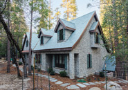 Case Study: After Fallen Tree Damages Cabin, New Fiberglass-Exterior Windows Withstand Elements