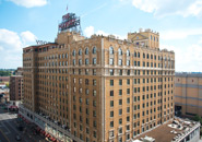 Case Study: Peabody Hotel Undergoes Noise-Reducing Renovation Thanks to Aluminum