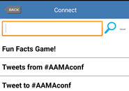 Use Social Media at Fall #AAMAconf to be Even More Connected