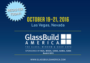 In its 14th Year, 2016 GlassBuild America is Not to be Missed