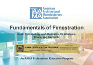 Get a crash course in Fundamentals of Fenestration
